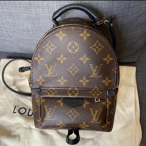 Louis Vuitton Handbags - Louis Vuitton Palm Springs mini